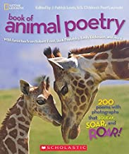 Book of Animal Poetry - With Favorites From Robert Frost, Jack Prelutsky, Emily Dickinson, and More