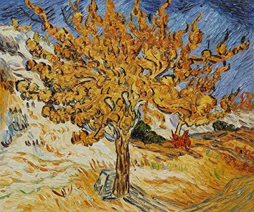 Puzzle 1000 Piezas Réplicas de la Famosa Serie 31 de Pinturas de Van Gogh. en Juguetes y Juegos Gran Ocio vacacional, Juegos interactivos Familiares Rompecabezas Educativo de50x75cm(20x30inch)