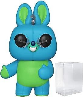 Disney Pixar: Toy Story 4 - Bunny Funko Pop! Vinyl Figure (Includes Compatible Pop Box Protector Case)