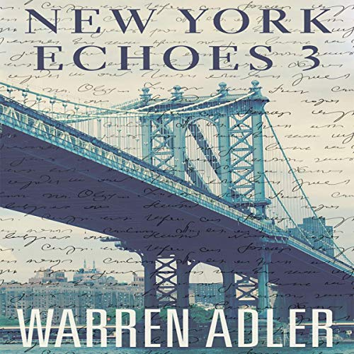 New York Echoes 3 audiobook cover art