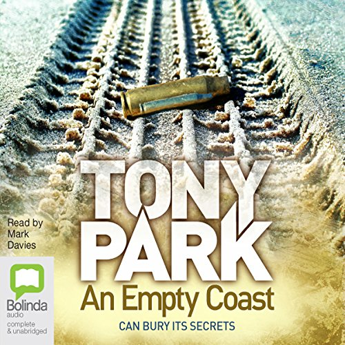 An Empty Coast audiobook cover art