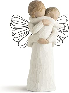 Willow Tree Angel's Embrace, sculpted hand-painted figure