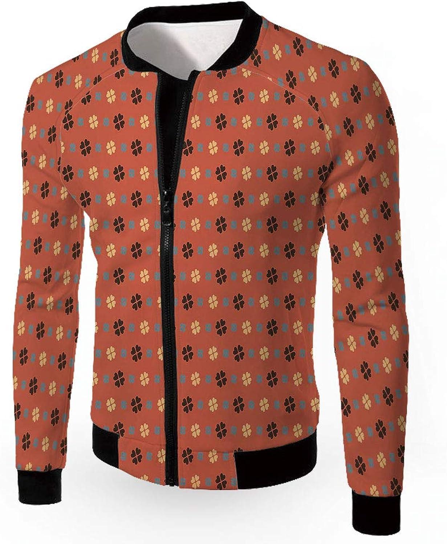 577e34f90 IPrint Windbreaker Lightweight Zipup Jacket,Fruits,Men's Lightweight Zipup  Windproof nslhvz606-Sporting goods
