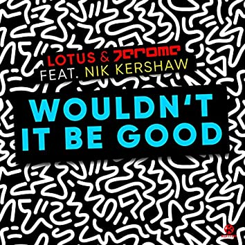 Wouldn't It Be Good (feat. Nik Kershaw)