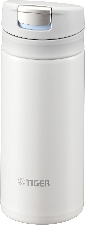 Tiger Many popular brands Stainless Mini Bottle Product Mug 0.2L Sahara White