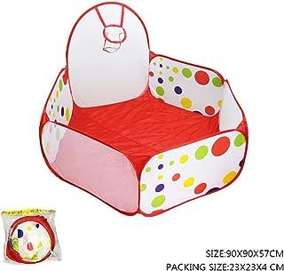 Tiendas de campaña Tienda de campaña para niños Casa de juego para niños pequeños Dibujos animados Parque infantil Tiro de baloncesto Piscina de bolas de océano Piscina de bolas de olas Piscina de bolas de olas Artículos educativos
