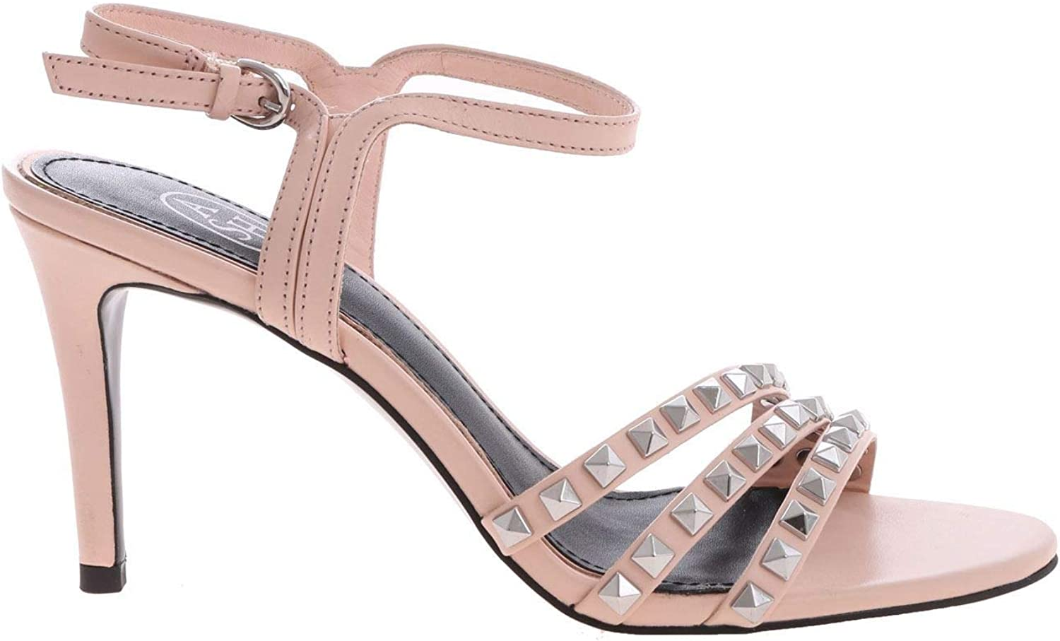 Ash Women's SS19M128567005 Pink Leather Sandals