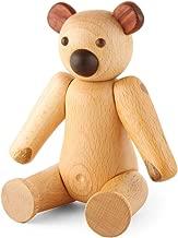 Soopsori Wooden Bear Toy