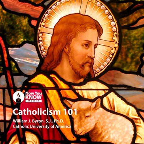 Catholicism 101 audiobook cover art