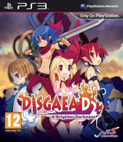 Disgaea D2: A Brighter Darkness [Importación Inglesa]