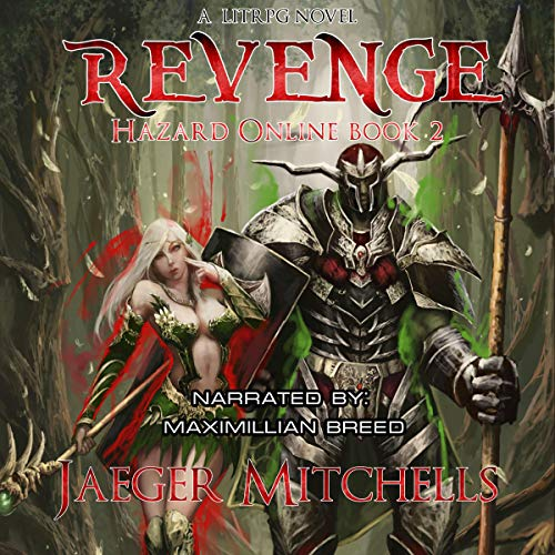 Hazard Online 2: Revenge audiobook cover art