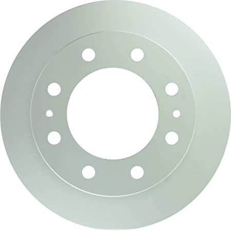 Disc Brake Rotor-Rotor and Hub Assembly Front Bosch 25010552