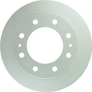 Bosch 25010556 QuietCast Premium Disc Brake Rotor For Select Chevrolet Avalanche 2500, Express 3500/4500, Silverado 2500HD/3500/3500HD; GMC Savana 3500, Sierra 2500/2500HD/3500; Front