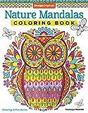 Nature Mandalas Coloring Book: 13 (Coloring is Fun)