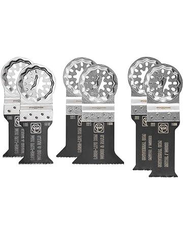 compatibles avec Fein Multitool 32 mm Makita Multimaster RFElettronica Lot de 20 lames de rechange pour outils oscillants Bosch
