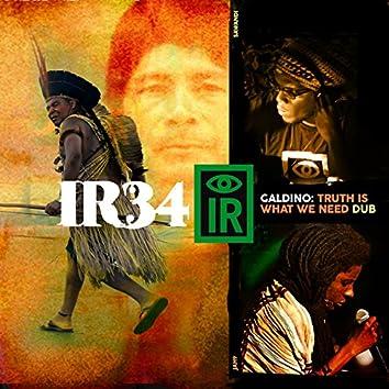 IR 34 Galdino: Truth Is What We Need Dub