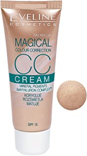 Eveline Cc Cream Magical Colour Correction , Natural 51 - 30 ml