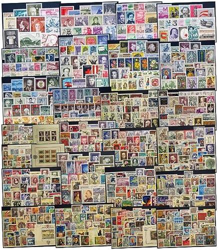 Goldhahn  erreich 1960-84 postfrisch  Briefürken für Sammler
