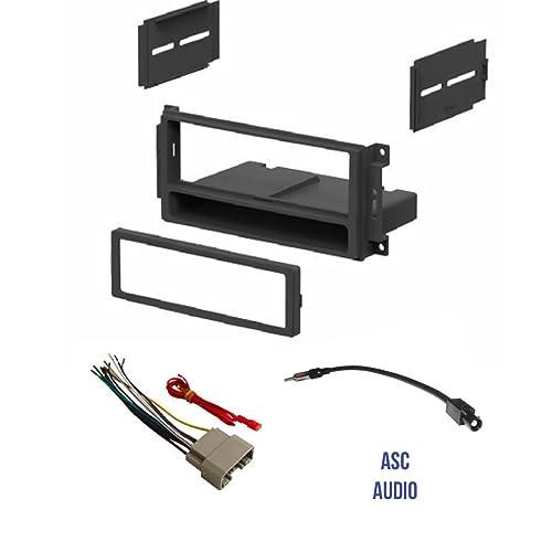 2016 Dodge Ram 1500 Dash Kits: Amazon.com on ford f150 radio wiring harness, chevy silverado radio wiring harness, dodge sprinter radio wiring harness,