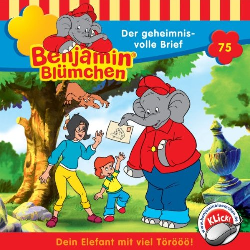 Der geheimnisvolle Brief cover art