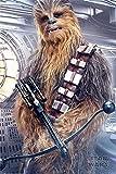 Star Wars - The Last Jedi - Chewbacca Bowcaster - Poster