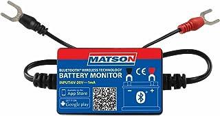 Battery Monitor Bluetooth Wireless Technology