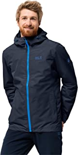 Jack Wolfskin Men's Chilly Morning Waterproof Insulated Jacket