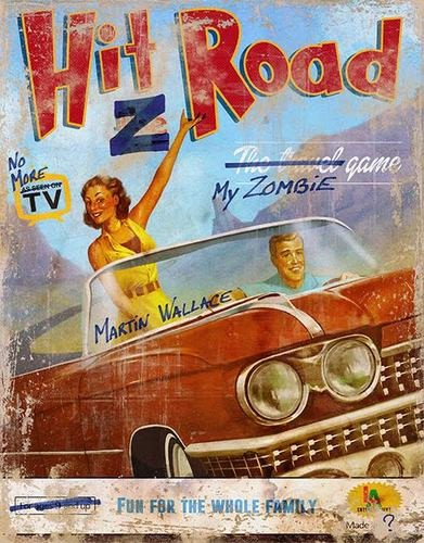 Hit Z Road - English