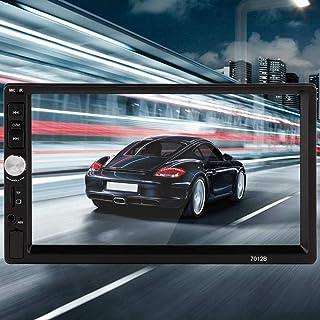 Double Din Universal MP5 Player de carro, MP5 Player de carro Phonelink sem fio, navegação para carro ouvindo música