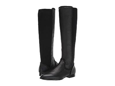 Jack Rogers Gemma Knee Boot (Black) Women