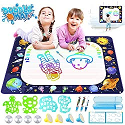 Best Space Toys for Toddlers Review - Growsland Water Drawing Mat