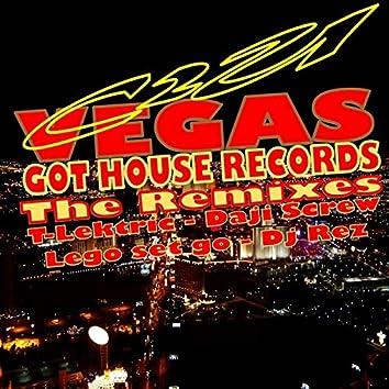 Vegas (Remixes)
