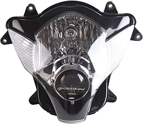 popular Mallofusa Front Headlight Motorcycle wholesale Headlamp Assembly for outlet sale Suzuki GSX-R 600/750 K6 2006 2007 online