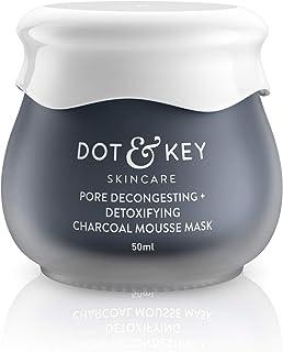 Dot & Key Pore Decongesting + Detoxifying Charcoal Mousse Clay Mask