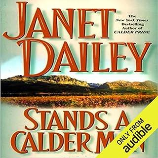 Stands a Calder Man audiobook cover art