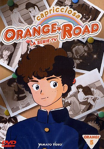Orange Road #05 (Eps 21-25)