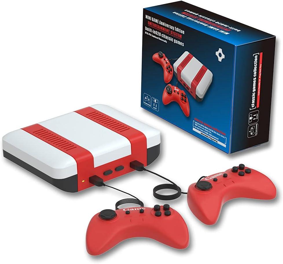 HUADEYI 620 Plus Jacksonville Mall Classic Mini Game AV Console T security Bits 8
