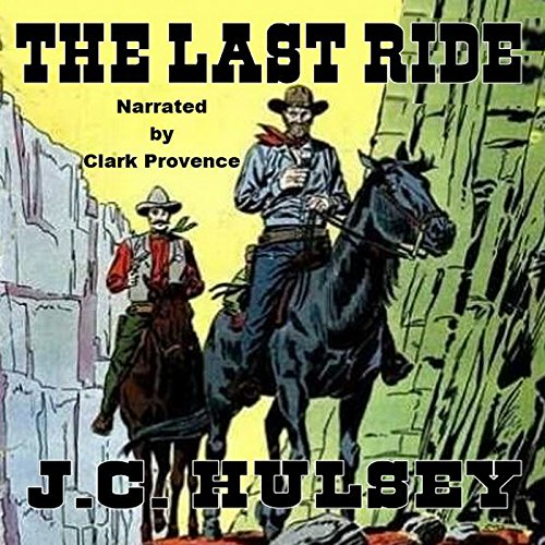 The Last Ride audiobook cover art