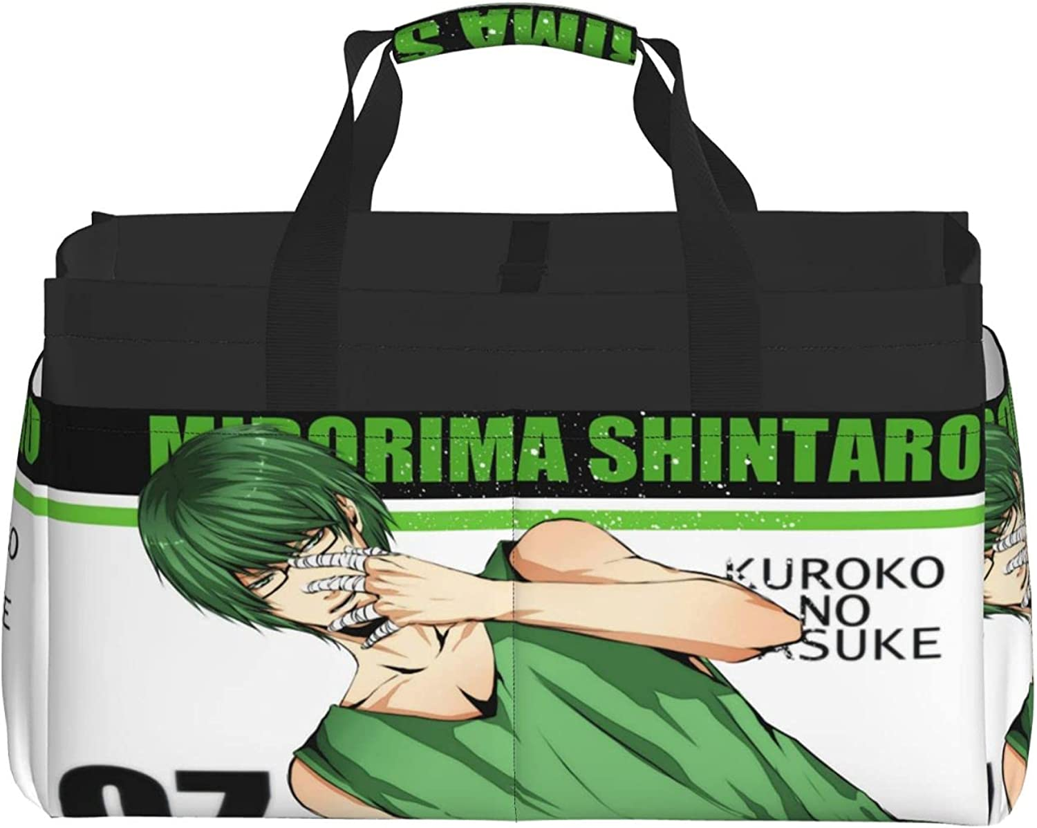 Kuroko's Sale special price Basketball Ultra-Cheap Deals Anime Large Tote Tra Bag