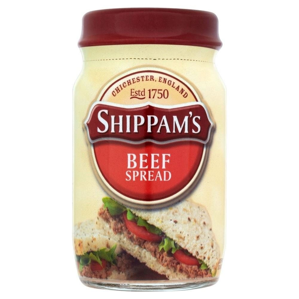 Shippam's Beef Spread 75g Reservation of Pack 6 - Gifts