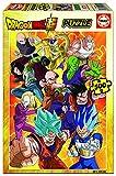 Educa 19009 Dragon Ball Super. Personajes. Puzzle de 500 Piezas, a Partir de 10 años, Multicolor