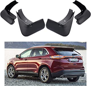 MOERTIFEI Car Mudguard Fender Mud Flaps Splash Guard Kit fit for Ford Edge 2015 2016 2017 2018