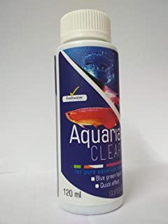 AQUATIC REMEDIES Aquaria Clear | 100ml | Aquarium Cloudnes Remover