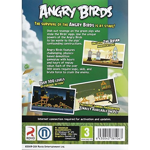 Angry Birds (PC) [