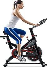 Merax Indoor Cycling Exercise Bike Cycle Trainer Adjustable Stationary Bike