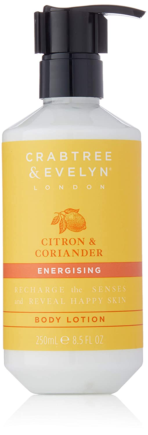 Crabtree Evelyn Citron and San Diego Mall Body Lotion Coriander List price Energising