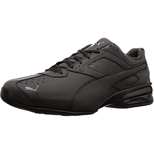 Black PUMA Sneakers: Amazon.com