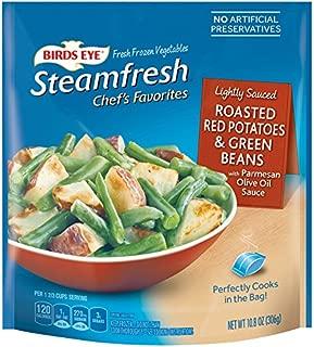 Birds Eye Steamfresh Vegetables, Roasted Red Potato & Green Beans, 10.8 Ounce (frozen)