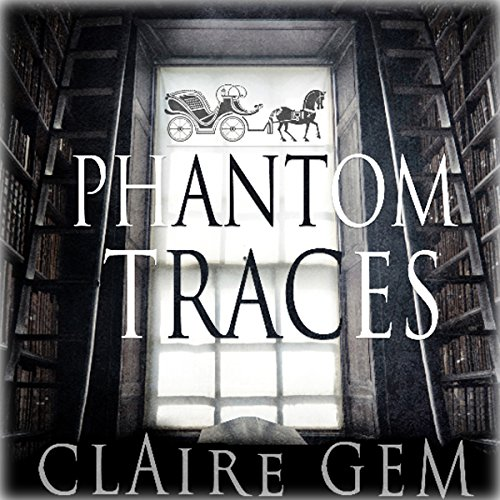 Phantom Traces audiobook cover art