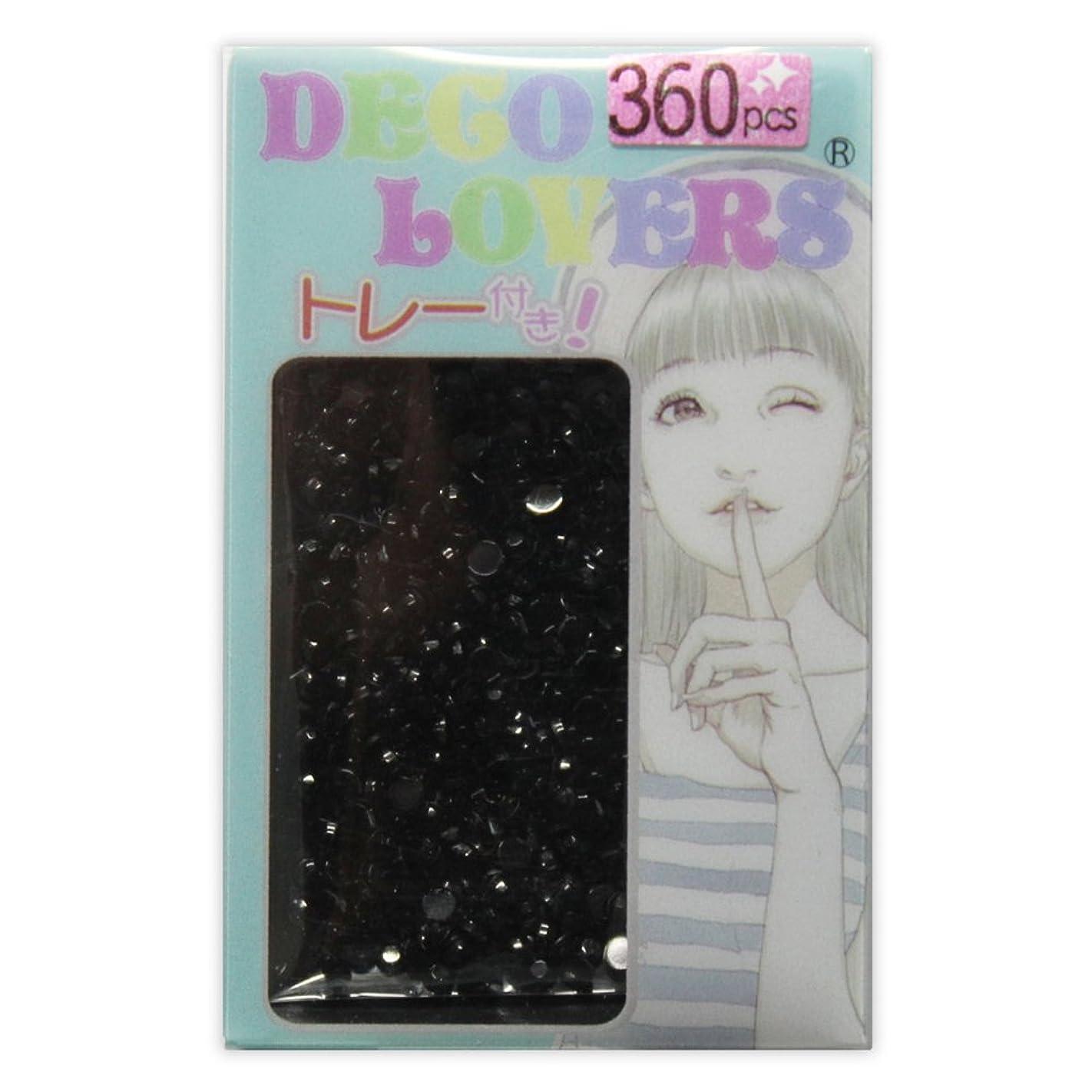 不条理農夫メロドラマティックラインストーン DL021/acryl2mm black